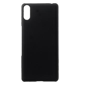 Sony Xperia L3 de goma cubierta de negro