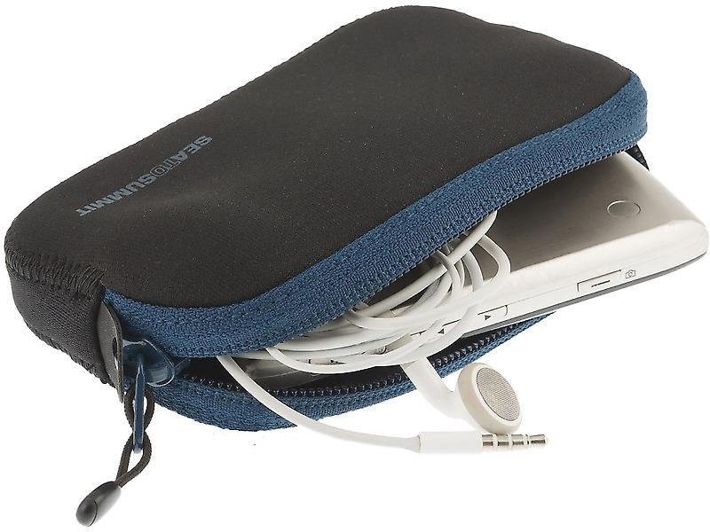 Sea to Summit Padded Travel Pouch Small (Blue/Black)