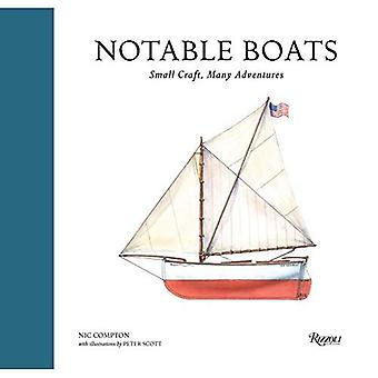 Kända båtar: Båtar, många äventyr