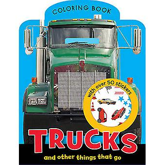 Trucks and Other Things That Go by Make Believe Ideas - 9781780657622