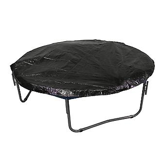 13' Trampoline Protection Cover (Weather & Rain Cover) Fits for 13 FT. Round Trampoline Frames - Black