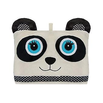 Aroma Home Cosy Up Kids Animal Hooded Blanket: Panda