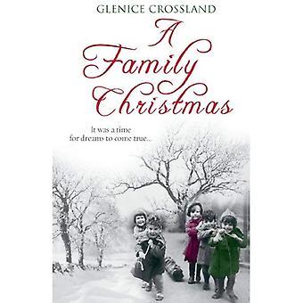 Eine Familie Weihnachten