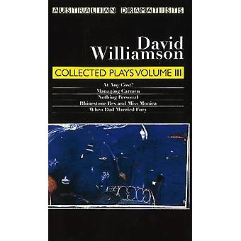 David Williamson - Collected Plays Volume III by David Williamson - 97