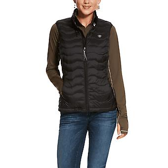 Ariat Ideal 3.0 Womens Down Filled Vest - Black