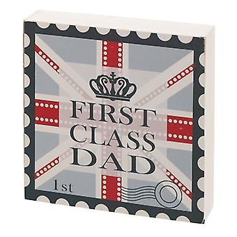 Första klassens pappa gift block