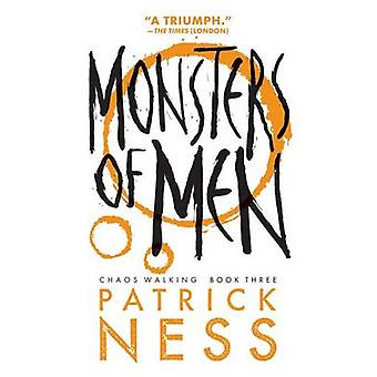 Monsters of Men by Patrick Ness - 9780606358750 Book