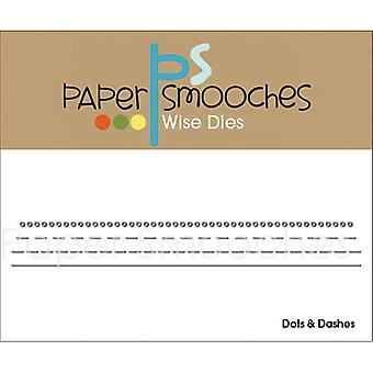 Papier Smooches Die Dots & Striche J3d154