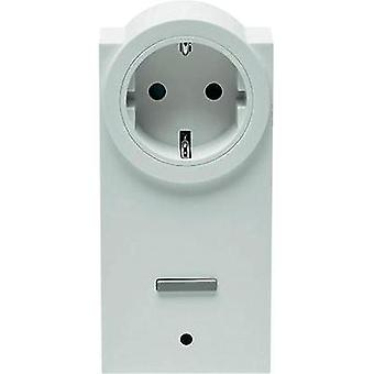 HomeMatic Wireless socket 130248 1-channel Max. range (open field) 150 m 3680 W