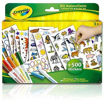 Crayola Sticker Kit