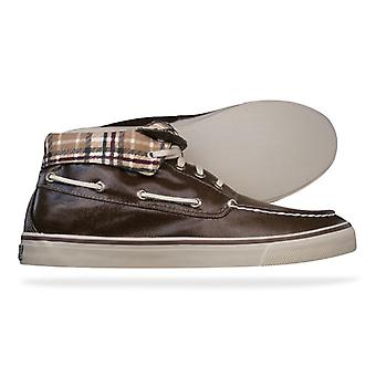 Sperry Top Sider Santa Maria Chukka Womens Boat Shoes - Brown