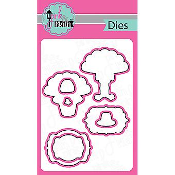 Pink And Main Dies-Turkey Day, 8/Pkg PNM046
