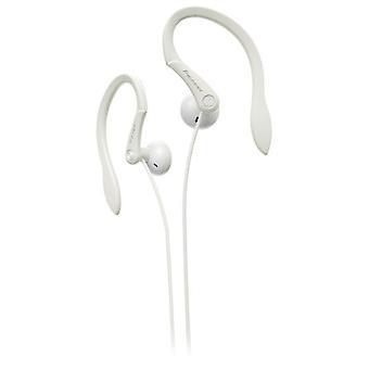 Pioneer See511w clip sports headset, white