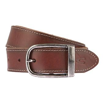 Camel active belt leather belts men's belts leather can be shortened Brown 2638