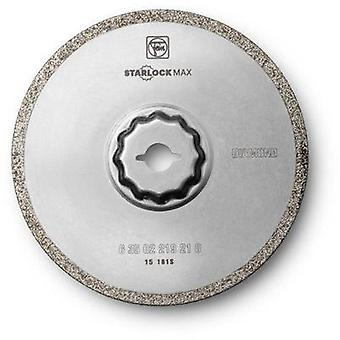 Diamond Circular saw blade 1.2 mm 105 mm Fein 63502219210 Compatible with (multitool brand) Fein, Bosch SuperCut 1 pc(