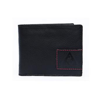 Orange Fire-Mens wallet