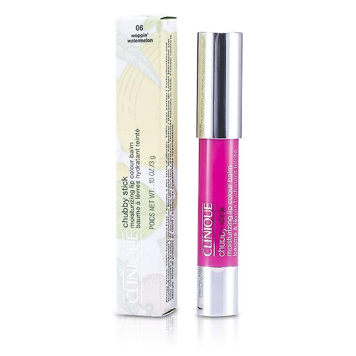 Clinique Chubby Stick - No. 06 Woppin' Watermelon 3g/0.10oz