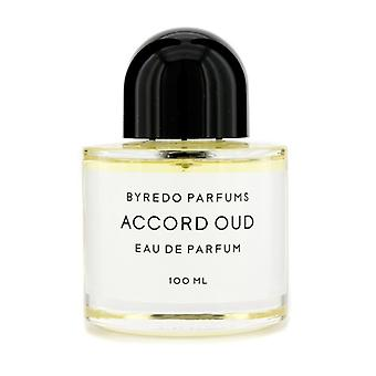 Byredo Accord Oud Eau De Parfum Spray 100ml / 3,4 oz