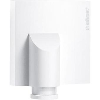 Surface-mount, Wall PIR motion detector Steinel 609313 Relay White IP54