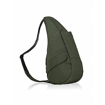 The Healthy Back Bag Textured Nylon Deep Forest Small