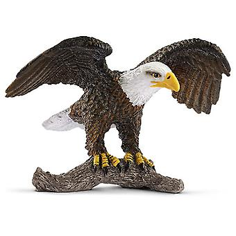Schleich Bald eagle (Toys , Dolls And Accesories , Miniature Toys , Animals)