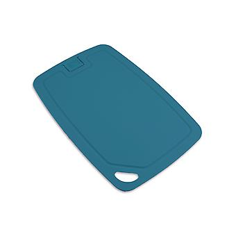 Wellos Eco Friendly Antibacterial Chopping Board, 30cm x 20cm, Blue