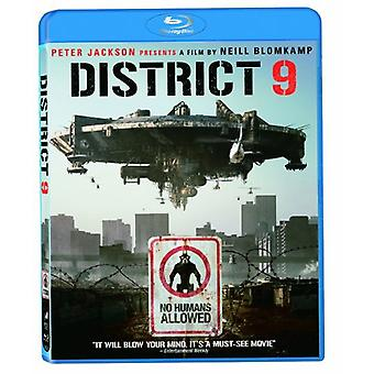 District 9 [BLU-RAY] USA import