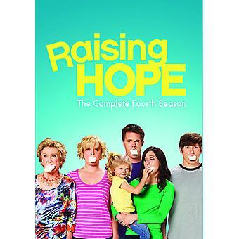 Raising Hope Season 4 [DVD] USA import