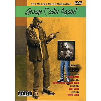 George Carlin - George Carlin igen [DVD] USA import