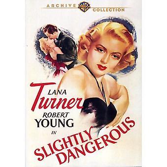 Slightly Dangerous [DVD] USA import
