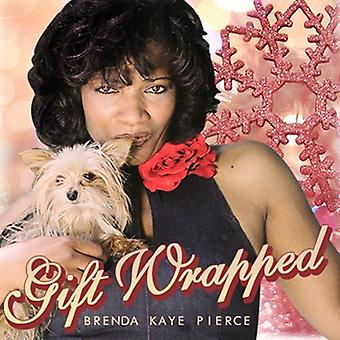 Brenda Kaye Pierce - gave indpakket [CD] USA import