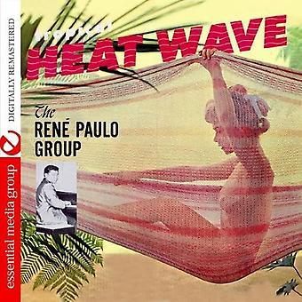 Rene Paulo gruppe - tropisk hetebølge [DVD] USA import