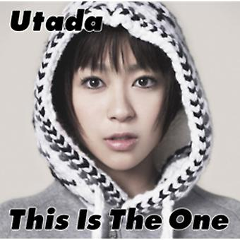 Utada - This Is the One [CD] USA import