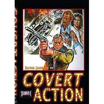 Skjult handling [DVD] USA importerer