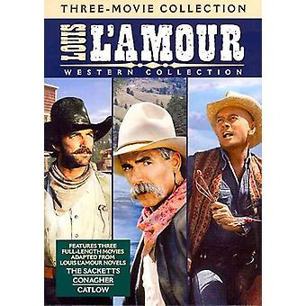 Louis L'Amour Collection [DVD] USA import