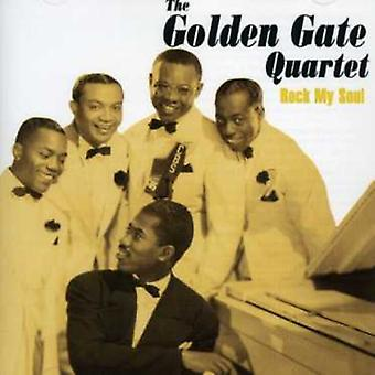 Golden Gate Quartet - Rock My Soul [CD] USA import