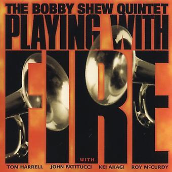 Bobby Shew Quintet - lege med ild [CD] USA import