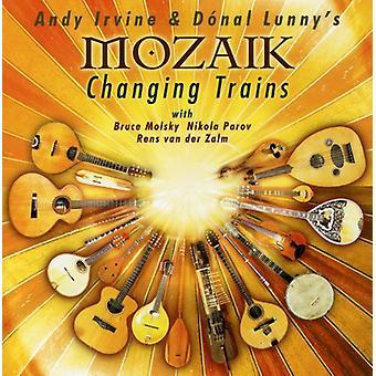 Mozaik - skiftende tog [CD] USA importerer