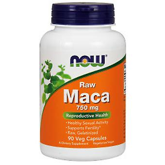 Now Maca 750 mg 90 Cápsulas (Vitamins & supplements , Special supplements)