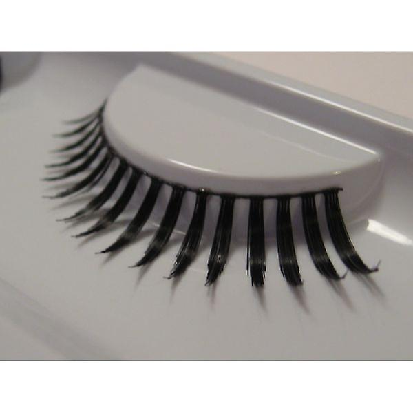 W.A.T Dark Defined Synthetic False Eyelashes