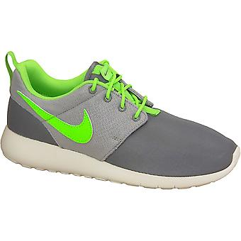 Nike Roshe en Gs 599728-025 barna joggesko