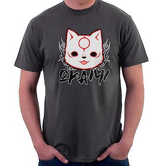 Little Okami Men's T-Shirt