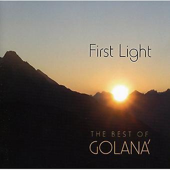 Golana - første lys: det bedste af Golana [CD] USA import