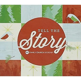 Famiglia Chiesa culto - dire l'importazione Story [CD] USA