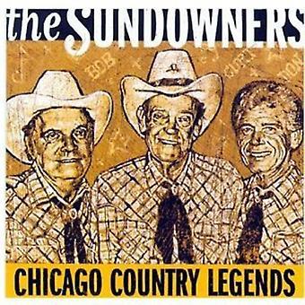 Sundowners - Chicago land legender [CD] USA importerer