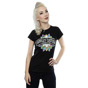 Suicide Squad Women's Harley Quinn Tattoo Parlour T-Shirt