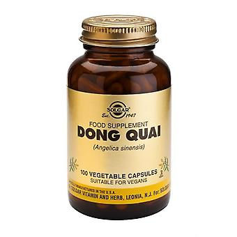 Solgar, Full Potency Dong Quai Vegetable Capsules , 100