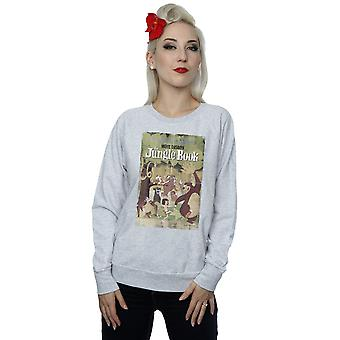 Disney vrouwen Jungle Boek Retro Poster Sweatshirt