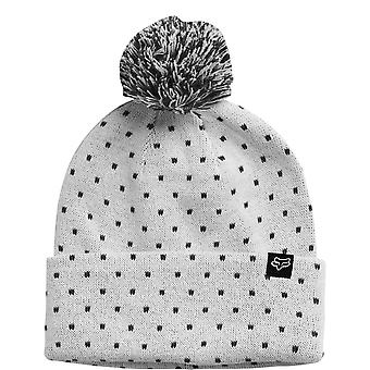 Fox Snow Bunny Beanie - White