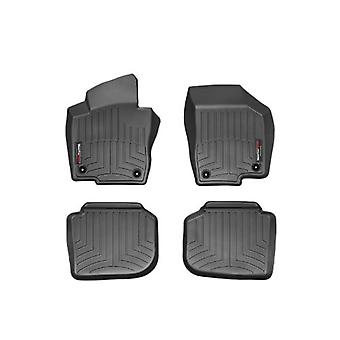 WeatherTech First and Second Row FloorLiner (Black)